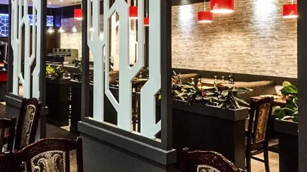restaurant villa pompadour a creteil