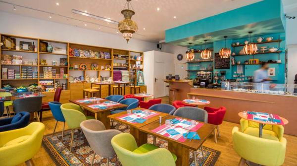 Restaurant Sohan Café à Paris (75018), Gare du Nord - Gare de l'Est,  Montmartre - Menu, avis, prix et réservation sur TheFork (LaFourchette)