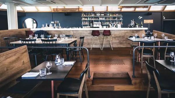 restaurant l amiral a saint malo 35400