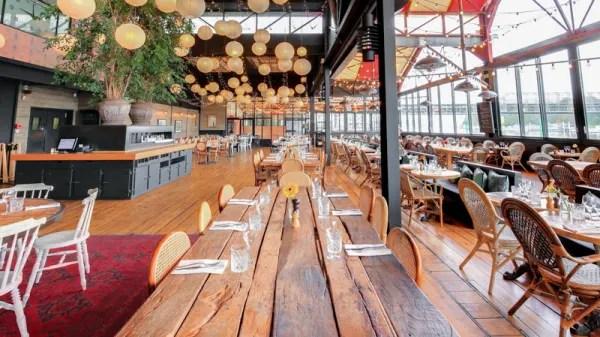 quai ouest in saint cloud restaurant