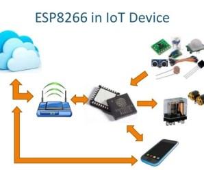 """Internet of Things"" dengan ESP8266"
