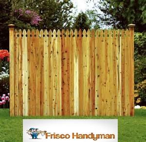 Fence Company Frisco TX
