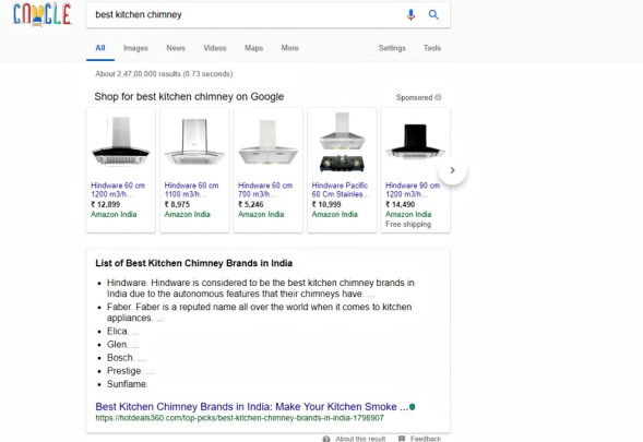 5 SEO Trends 2018 You Need To Focus For Your E-commerce Website 1