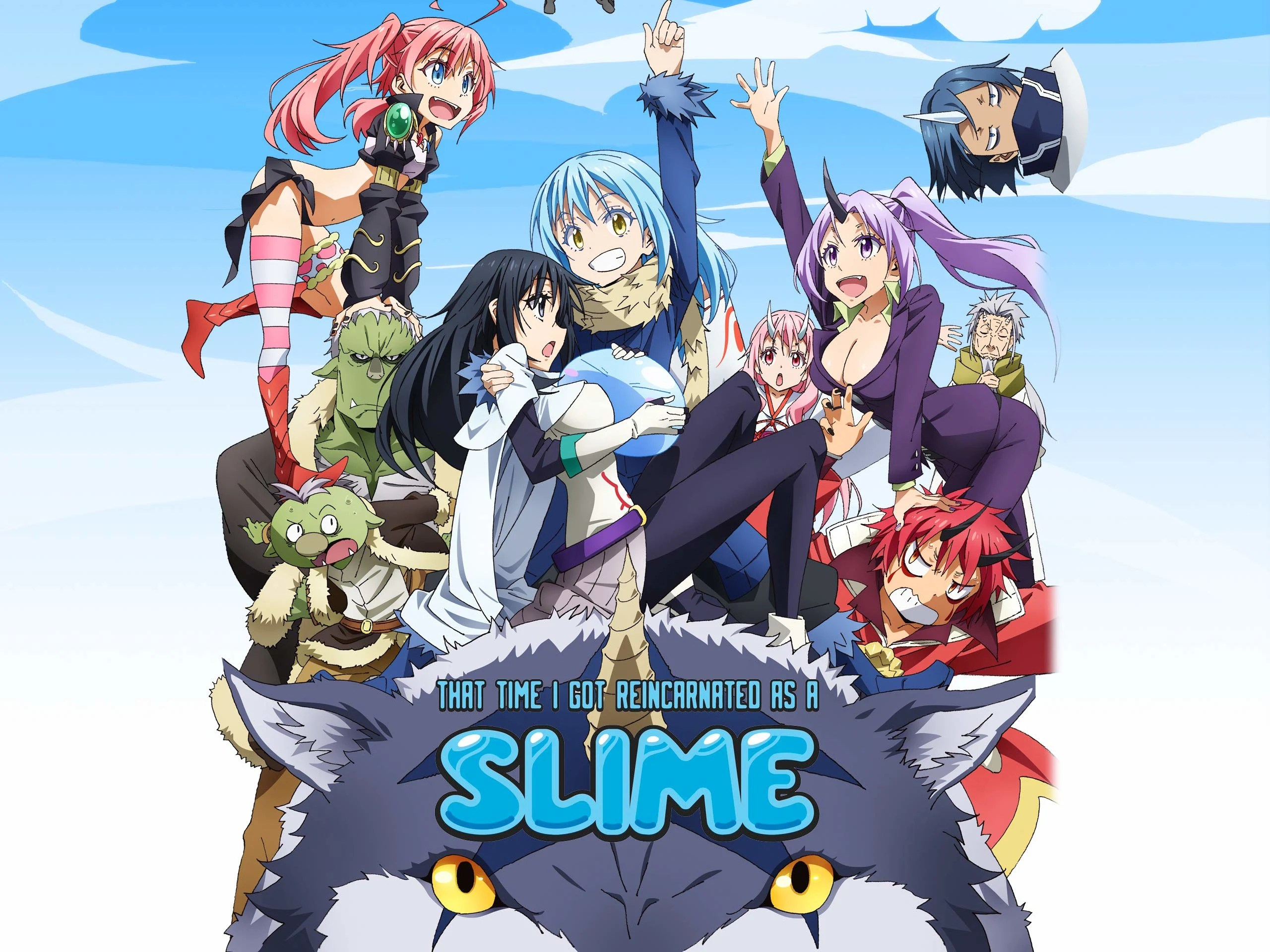 That Time When I Got Reincarnated As A Slime Season 2 Might Return In 2021: Updates Inside - TheDeadToons