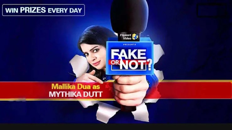 Flipkart Fake Or Not Fake Quiz Contest Answers