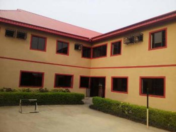 School building for sale at Sangotedo Lekki close to Golden Park estate