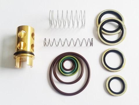 Kit de reparo válvula de retenção de óleo similar 2901 0217 01