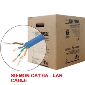 Siemon Cat 6A UTP Pure Copper Ethernet Cable 305M