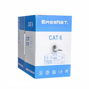 EaseNet Cat6- UTP 24AW Tough LAN Cable 305M