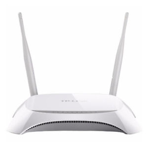 TP-Link TL-WR840N 300Mbps Wireless USB Modem Router