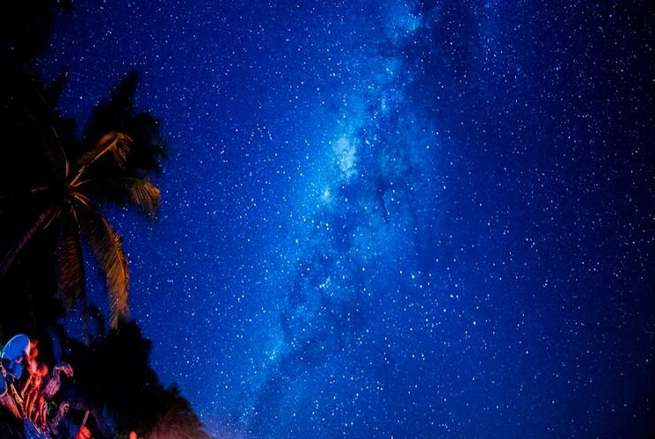 Hari Ini, Keindahan Galaksi Bimasakti Bisa Dilihat dengan Mata Telanjang