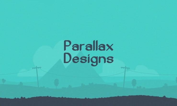 Ini Dia 20 Situs Dengan Efek Parallax Untuk Inspirasi