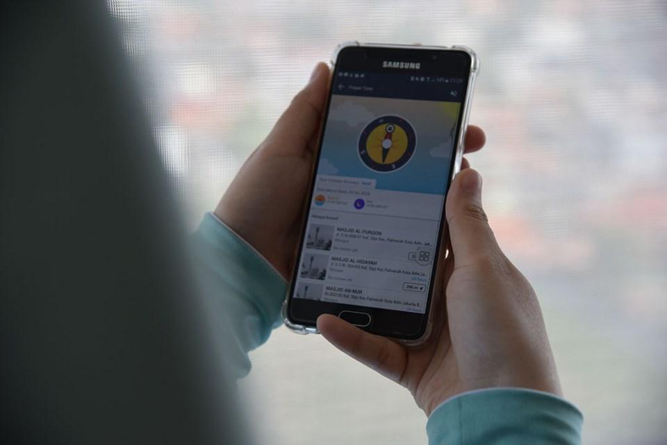 "Semakin Mudah dengan Fitur Baru Aplikasi Cari Aja; ""Cek Saldo E-money"" dan ""Waktu Salat"""