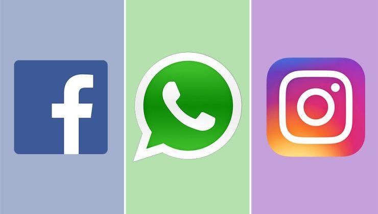 Facebook Instagram Whatsapp Down