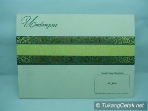 Undangan Pernikahan Hard Cover HC_9910