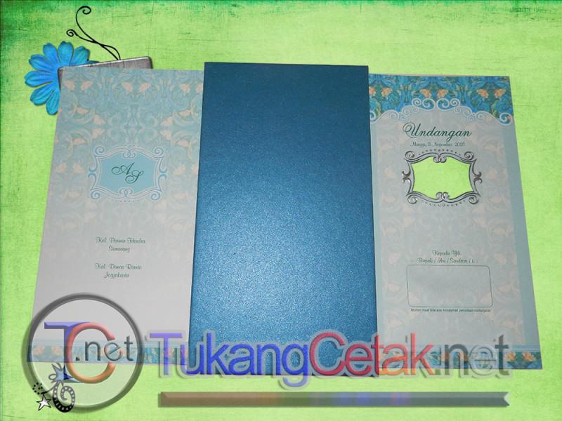 Cetak Undangan Pernikahan Murah di Tangerang