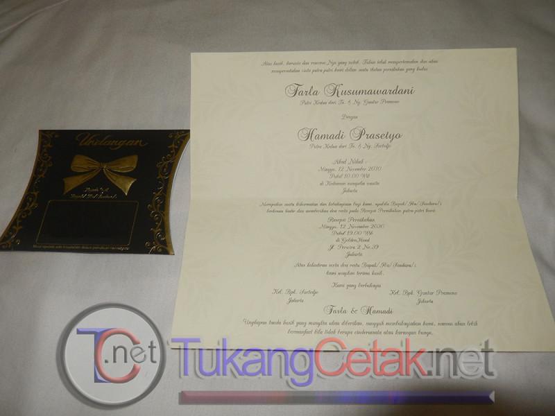Undangan Pernikahan Murah Tangerang