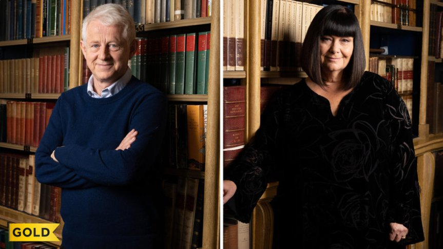 Vicar of Dibley Inside out premieres on Gold on March 6th