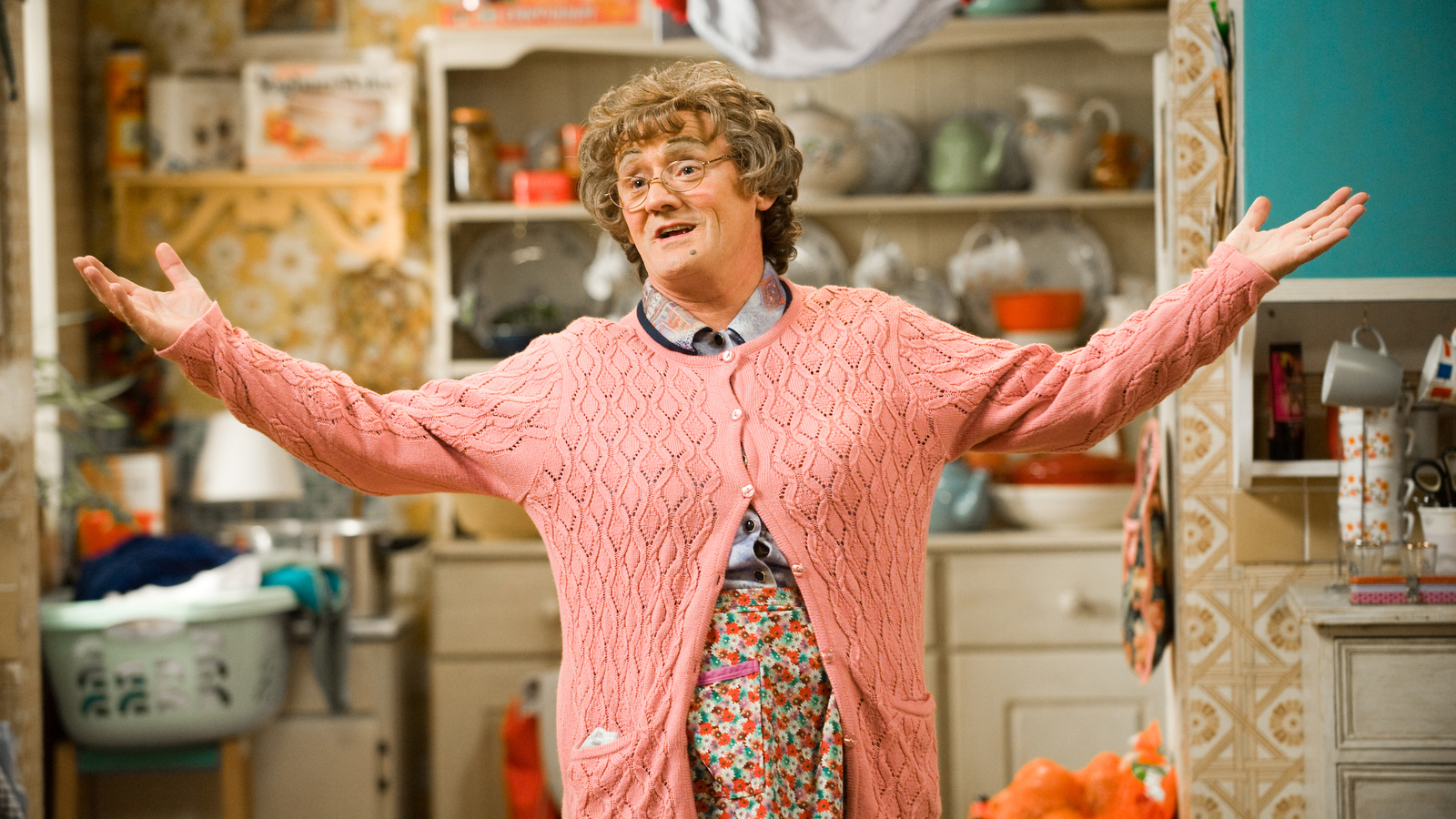 Mrs Brown S Boys