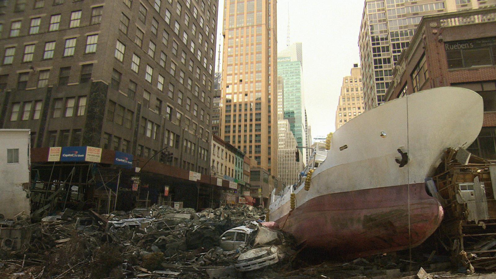Could We Survive A Mega Tsunami