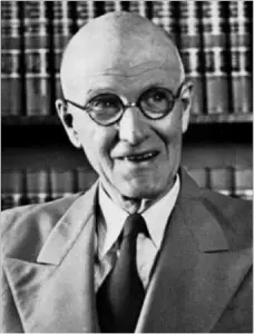 """Dean William H. Leary  """"Retirement of one of the most widely-known and best-loved law school deans in the United States occurred in July of this year when William H. Leary retired as Dean of the University of Utah College of Law, a position he has filled for the past thirty-five years""""   - Utah Law Review, 1950"""