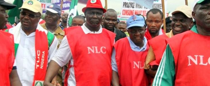 NLC-protest