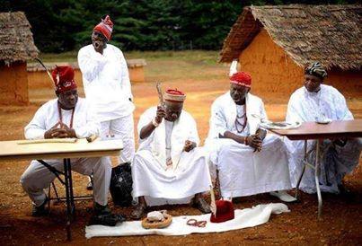 ofo-na-ogu, Igbo Spirituality