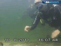 Vladimir Putin Scuba-diving