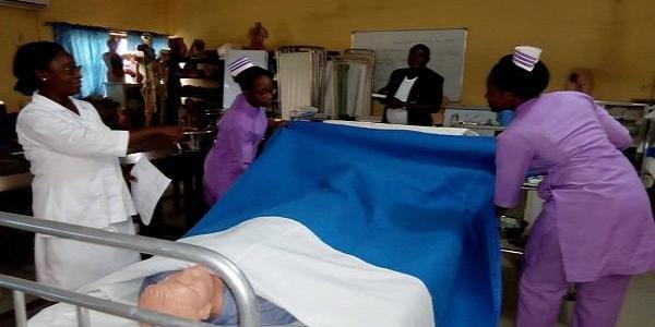 FCT SCHOOL OF NURSING, GWAGWALADA, ABUJA