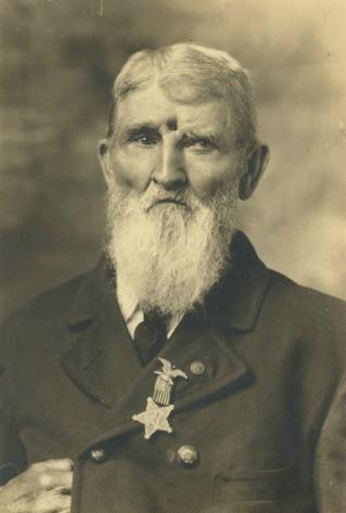 Civil War Veteran Jacob C. Miller