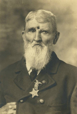Civil War Veteran Jacob C. Miller