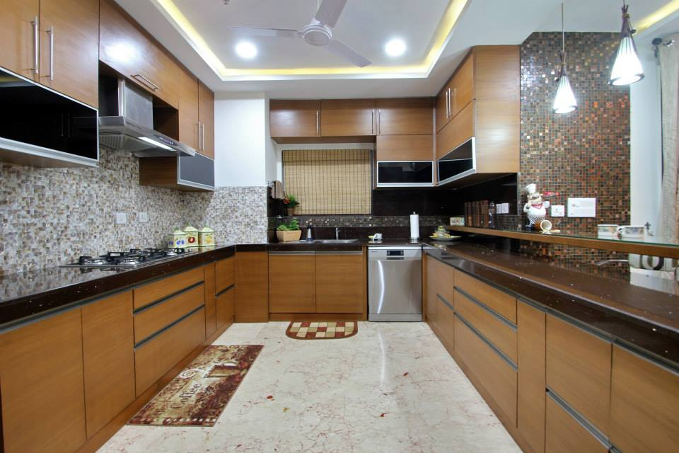 Kitchen Interior Design Kolkata