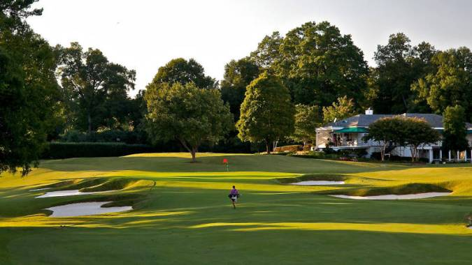 Charlotte Country Club to Host 2018 U S  Mid Amateur Charlotte Country Club  ninth hole pictured  will be in the national  spotlight again when it hosts the 2018 U S  Mid Amateur   Thomas Eppes