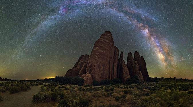 5 Tempat Melihat Bintang terbaik di Amerika