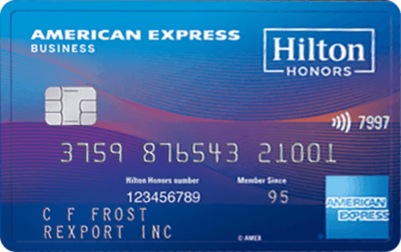 Business America Bank Card