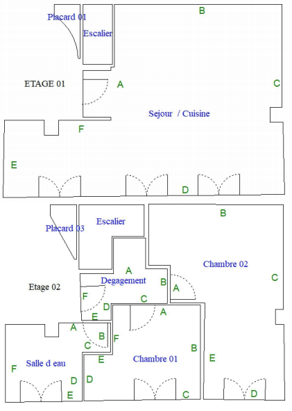 Ravissant Duplex De 50m2 Comme Une Maison Quartier Sainte Marguerite Dans Le 11eme Arrondissement De Paris