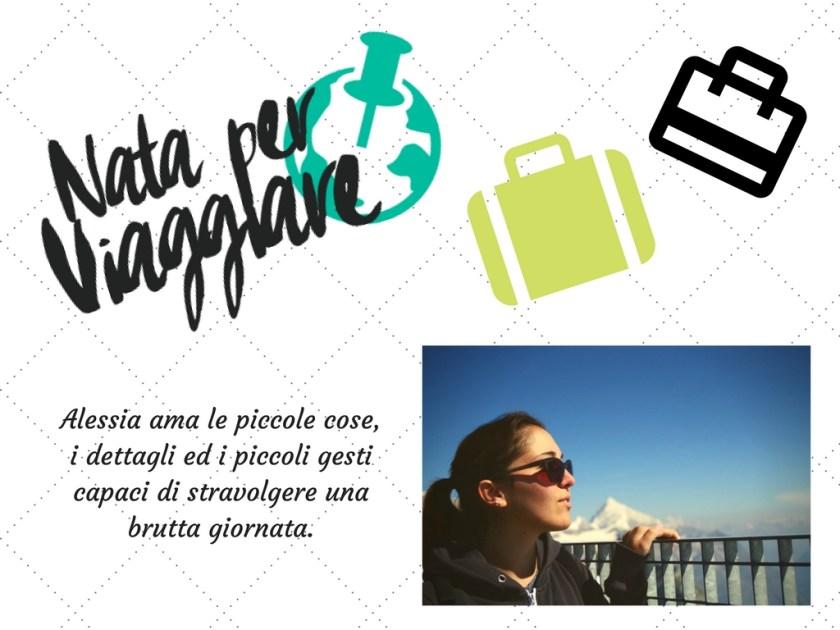 Alessia - Nata per Viaggiare