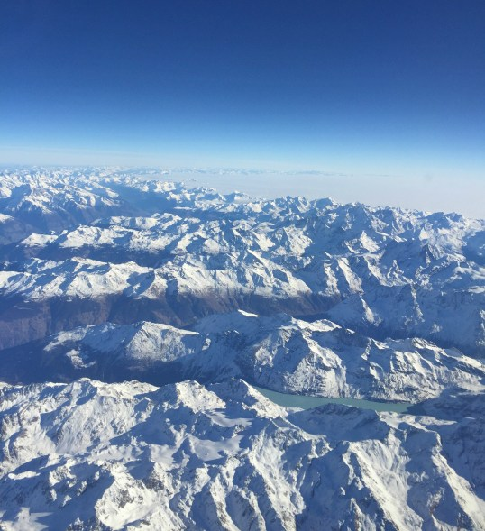 Montagne come isole