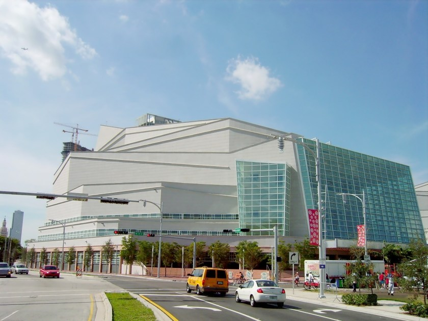 Knight Concert Hall, Miami