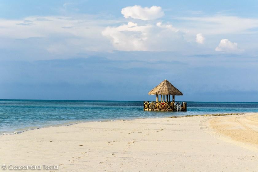 Bar nell'oceano, Cococay