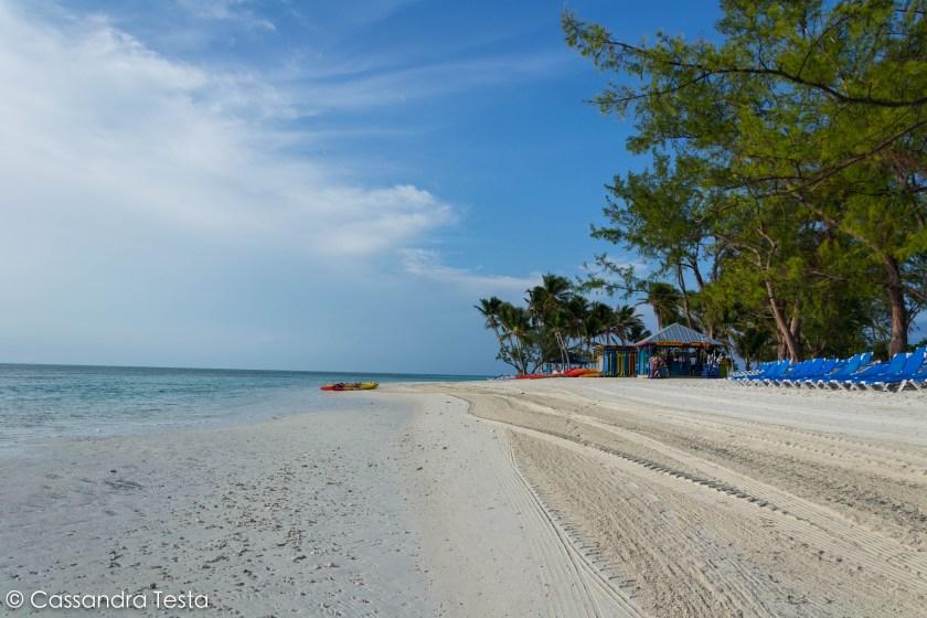 Cococay, l'isola privata di Royal Caribbean