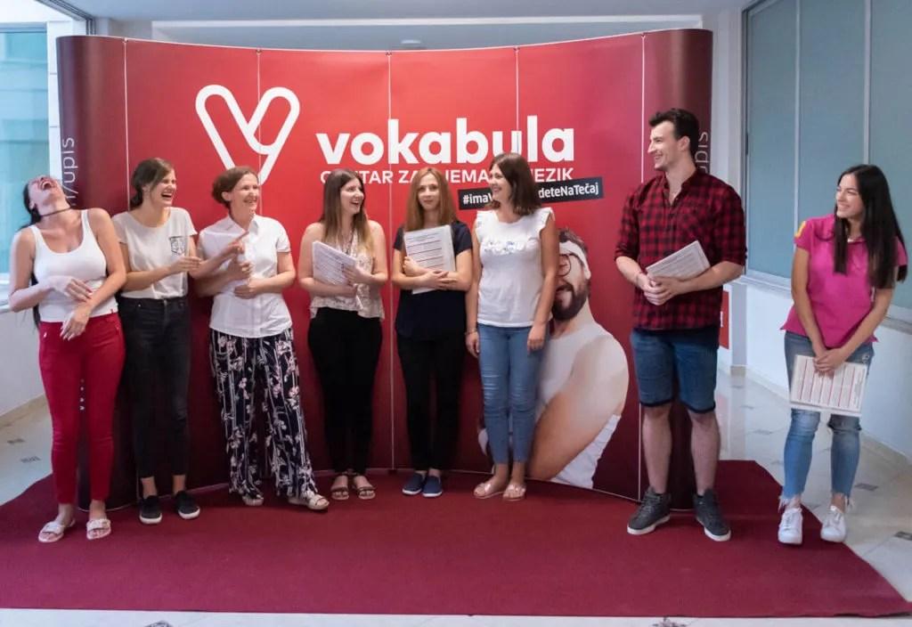 postigni više, Postani prva generacija Vokabulinih stipendista i usudi se postići više!