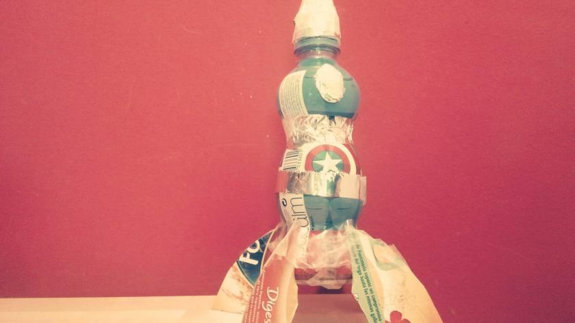 Home made rocket