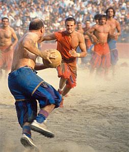 Calcio Storico juego