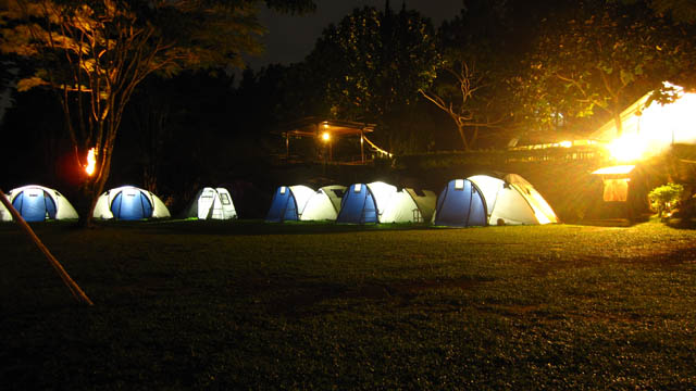 DCID 6 Glamping