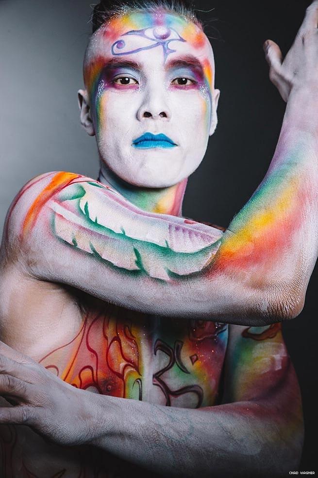 Life Lessons From Gay Guru Johnson Chong