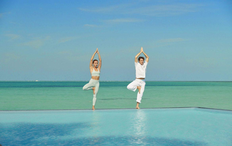 Fairmont Maldives проведет зимние мастер-классы всемирно известных wellness-инструкторов