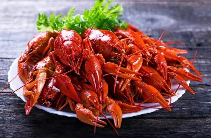 Can Pregnant Women Eat Crawfish