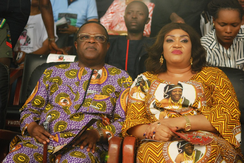 "The Wife of Ebonyi Governor, Mrs Rachael Umahi has pledged to bridge the gap of breastfeeding in the state for survival of children. Mrs Umahi made the promise in a statement to newsmen on Monday in Abakaliki, to commemorate the 2020 World Breastfeeding Week with theme: ""Support Breastfeeding for a Healthier Planet"". The governor's wife […]"