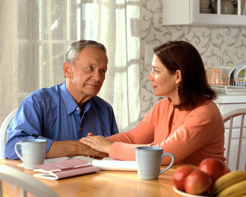 Image result for woman and older man